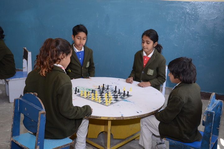 Greater Heights Public School-Chess
