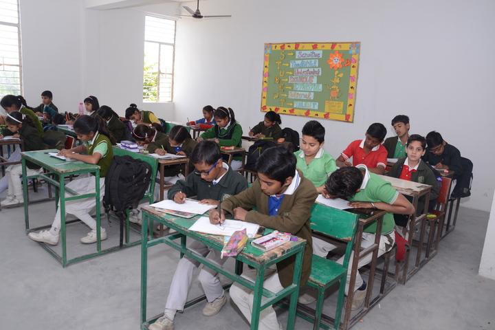 Greater Heights Public School-Classroom
