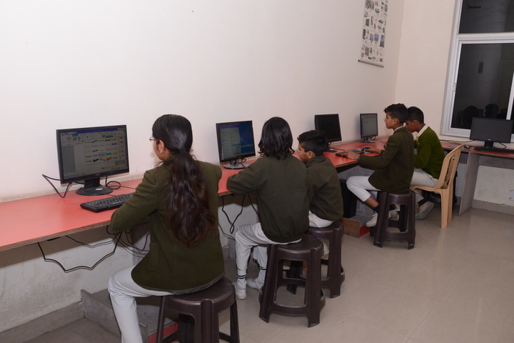 Greater Heights Public School-IT Lab
