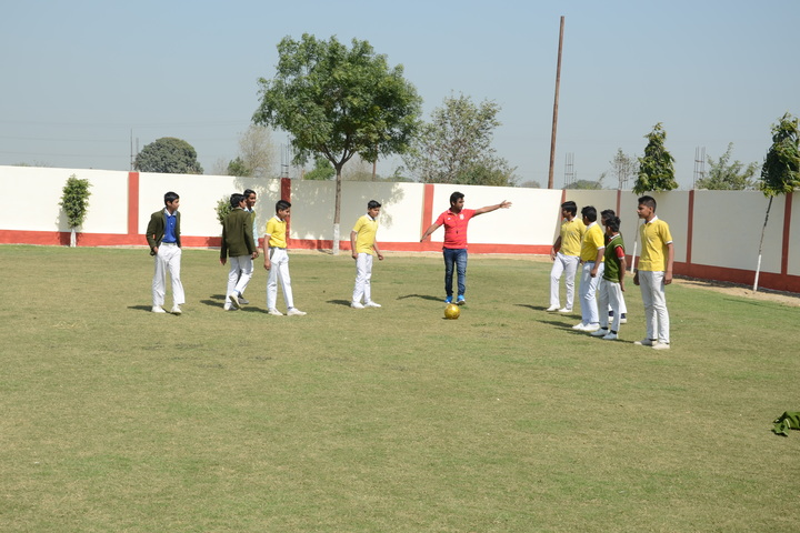 Greater Heights Public School-Sports