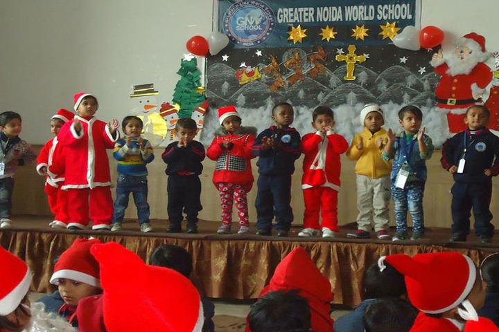 Greater Noida World School-Christmas