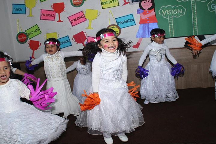 Greater Noida World School-Events