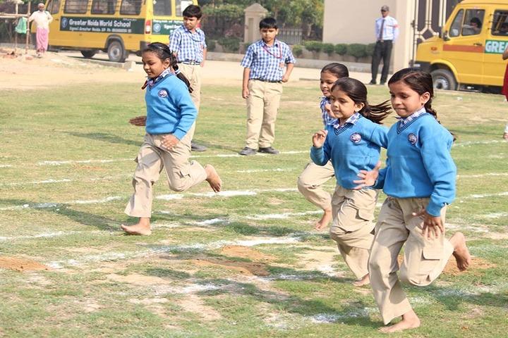 Greater Noida World School-Running