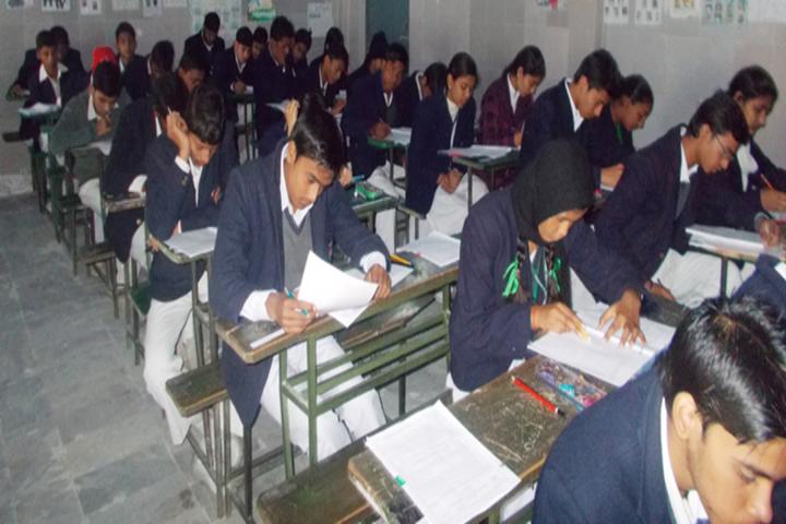 Green Field Academy-Classroom