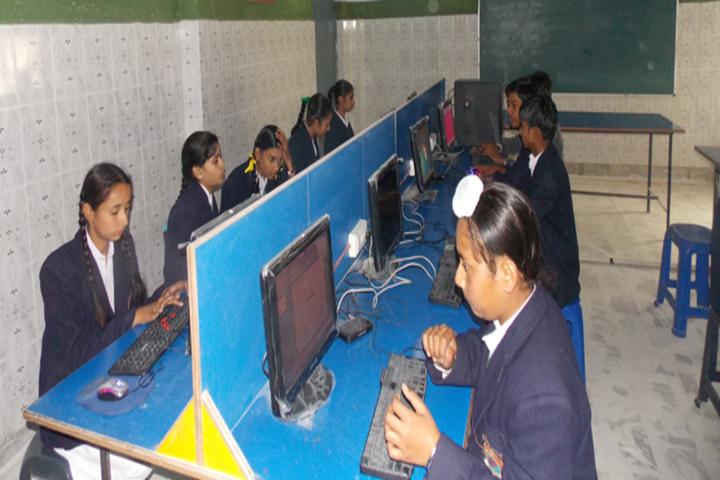 Green Field Academy-IT Lab