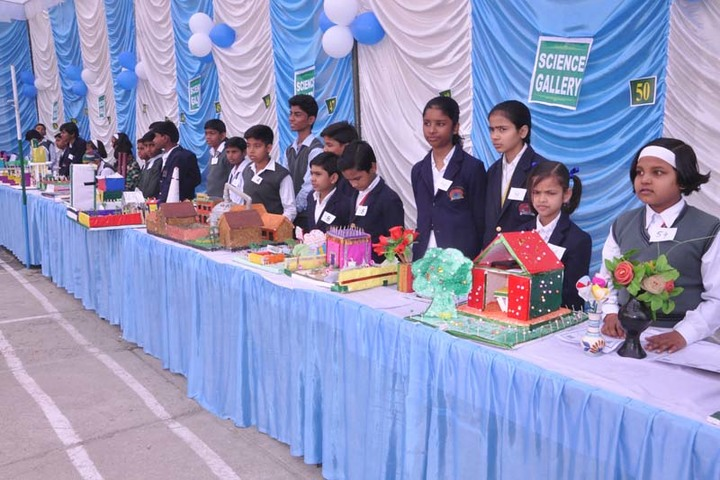 Green Field Academy-Science Exhibition