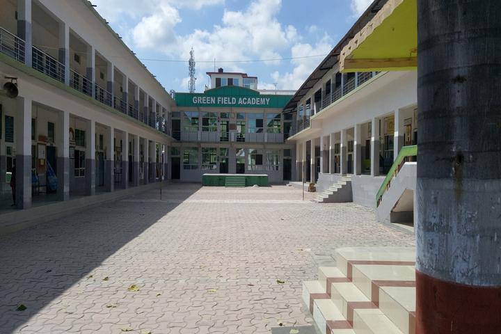 Green Field Academy-Campus view