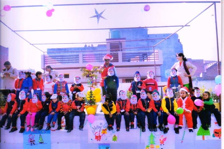 Green Field Academy-Christmas