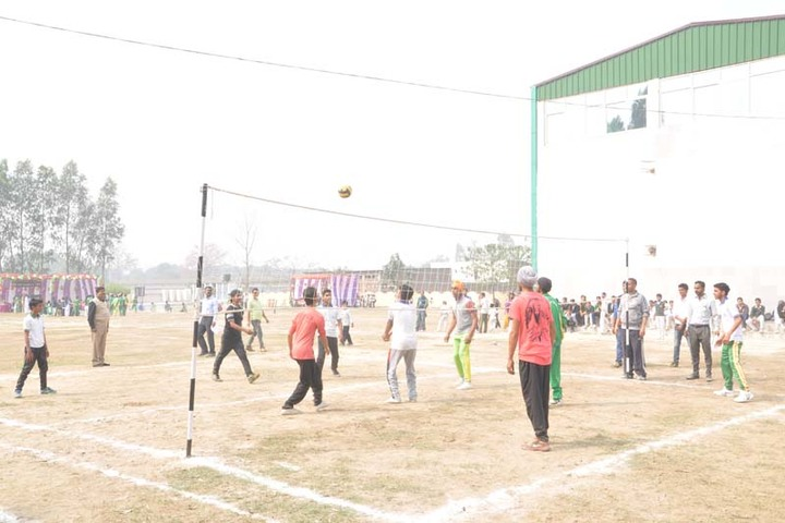 Green Field Academy-Sports