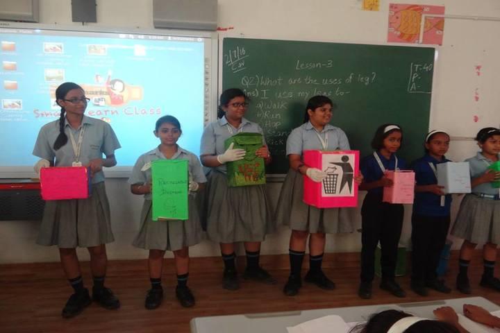 Shri Ram Centennial School-AV Class