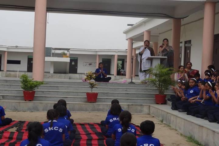 Shri Ram Centennial School-Activity