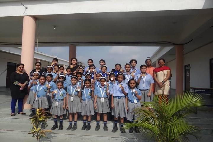 Shri Ram Centennial School-Awards