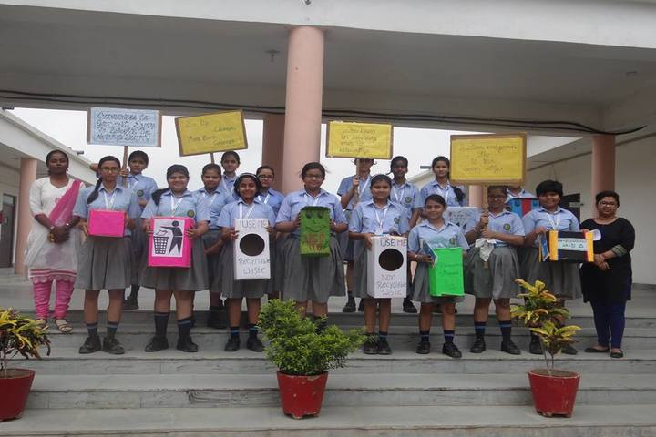 Shri Ram Centennial School-Awareness Programme