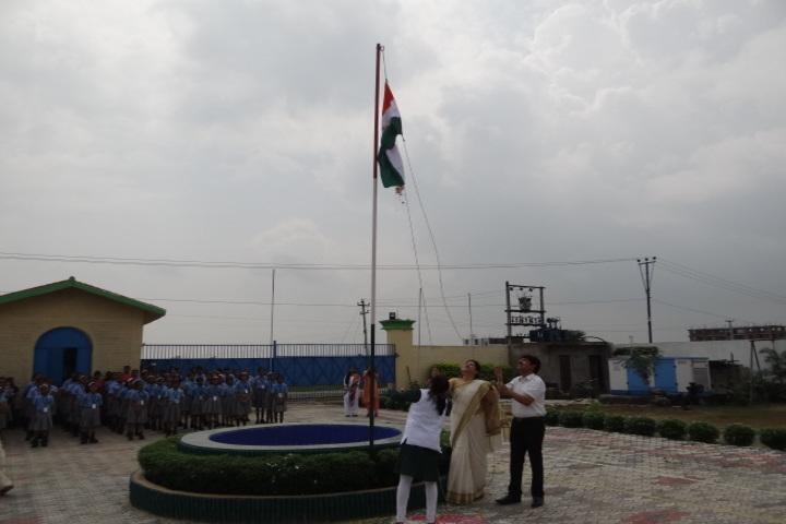 Shri Ram Centennial School-Independence Day