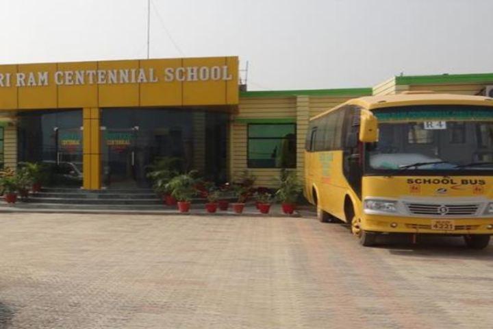 Shri Ram Centennial School-Transport