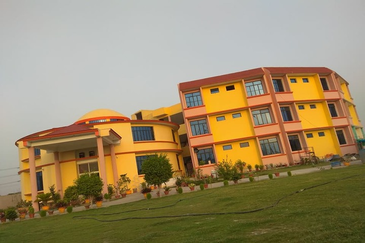 Green Fields Academy-Campus view