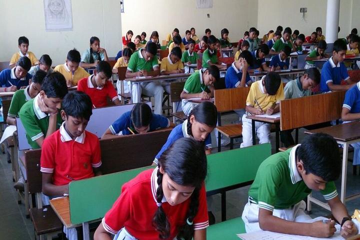 Green Fields Academy-Classroom