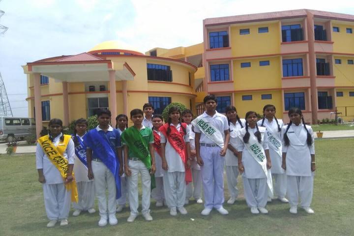 Green Fields Academy-Sports day
