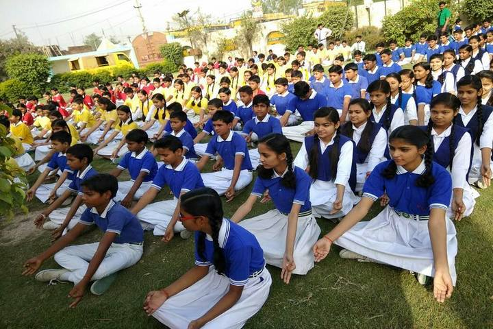 Green Fields Academy-Yoga