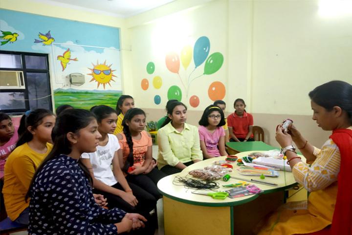 Green Land Public School-Activity
