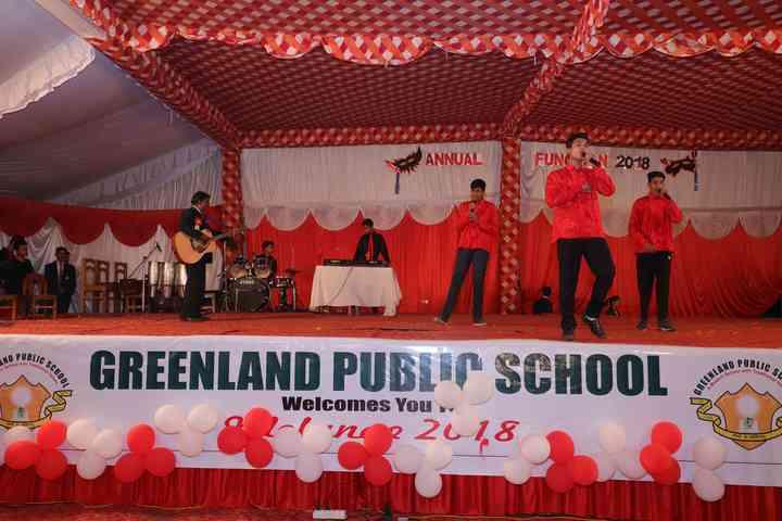 Green Land Public School-Annual day
