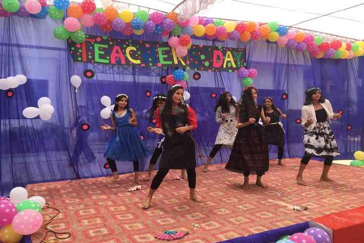Green Land Public School-Teachers Day