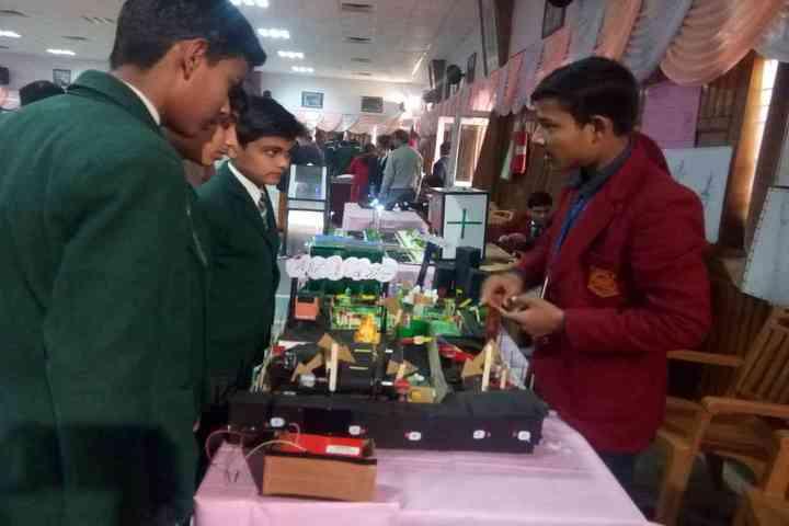 Green Land Public School-Science Exhibition