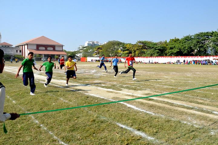 Green Land Public School-Sports