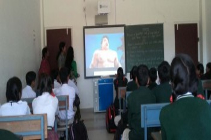 Green Land School-Classroom