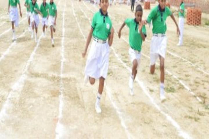 Green Land School-Sports