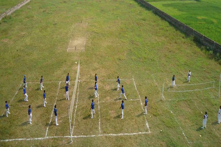 Green Lawns School-Sports