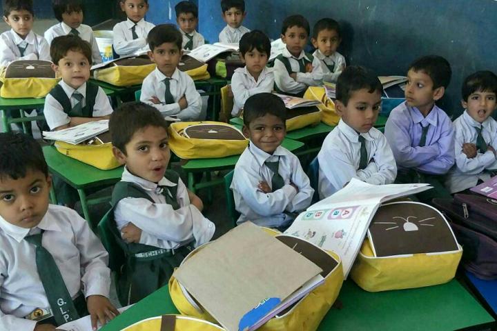Green Light Public School-Class Room