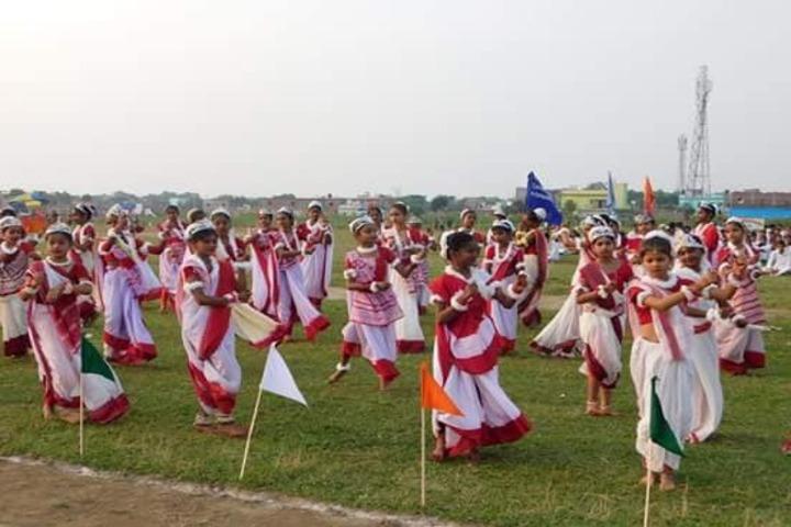 Shri Rani Saraswati Vidya Mandir-Dance
