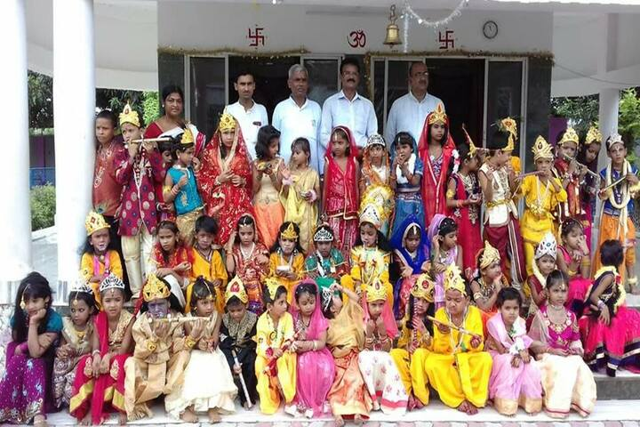 Shri Rani Saraswati Vidya Mandir-Fancy Dress