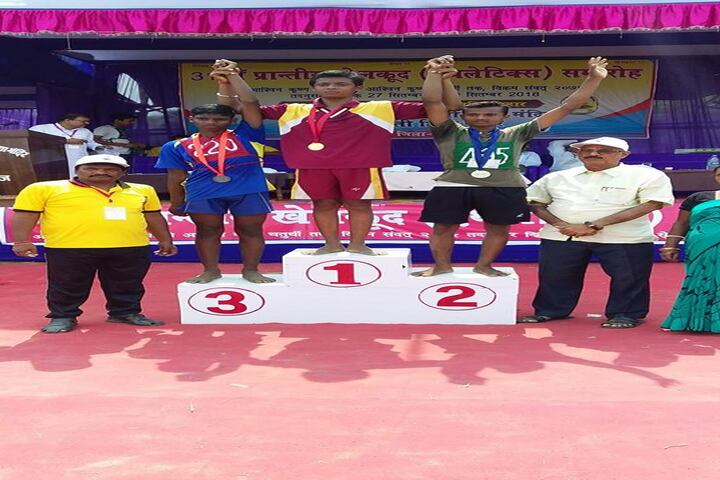 Shri Rani Saraswati Vidya Mandir-Sports Winners