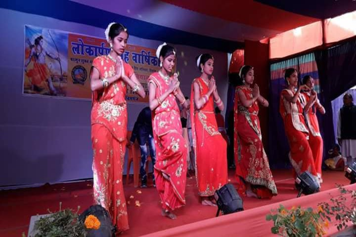 Shri Rani Saraswati Vidya Mandir-Traditional Dance