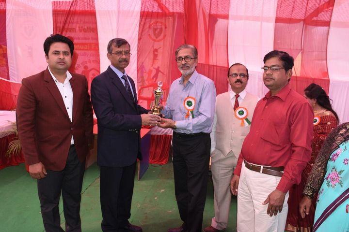 Green Valley Convent School-Award Ceremony