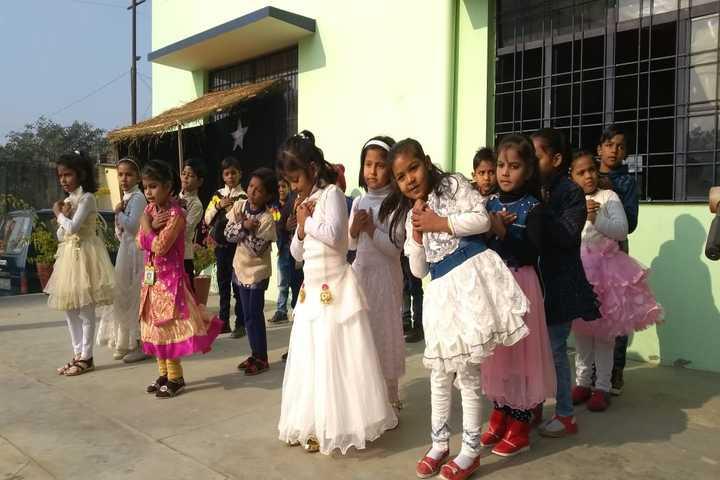 Green Valley Convent School-Dance