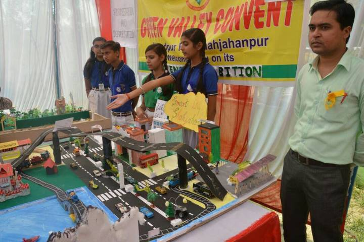 Green Valley Convent School-Science Exhibition