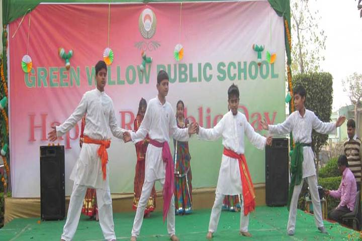 Green Willow Public School-Republic day