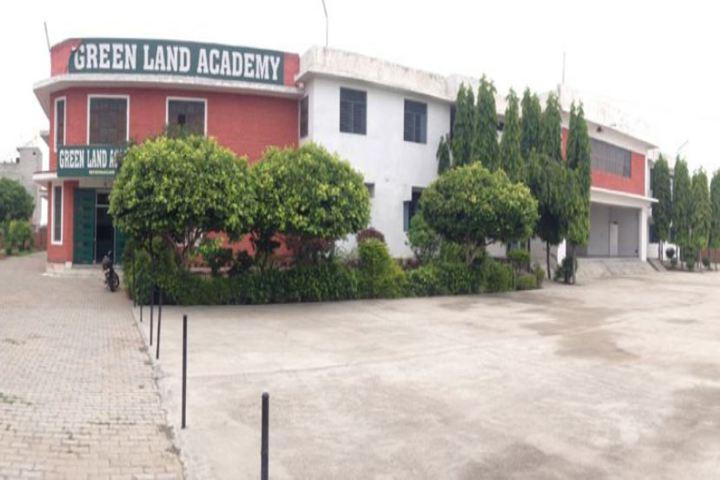 Greenland Academy-Campus view