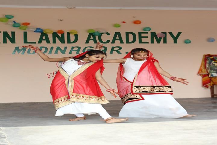 Greenland Academy-Dance