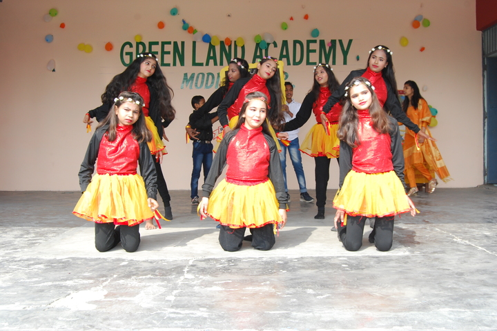 Greenland Academy-Events