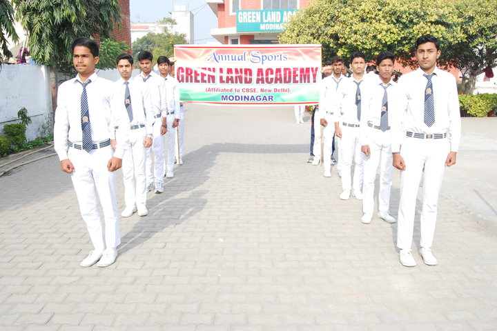 Greenland Academy-S