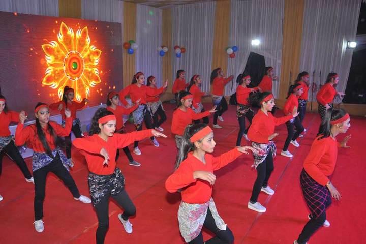 Greenwood Senior Secondary School-Dance