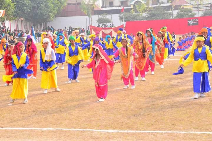 Greenwood Senior Secondary School-Sports Day