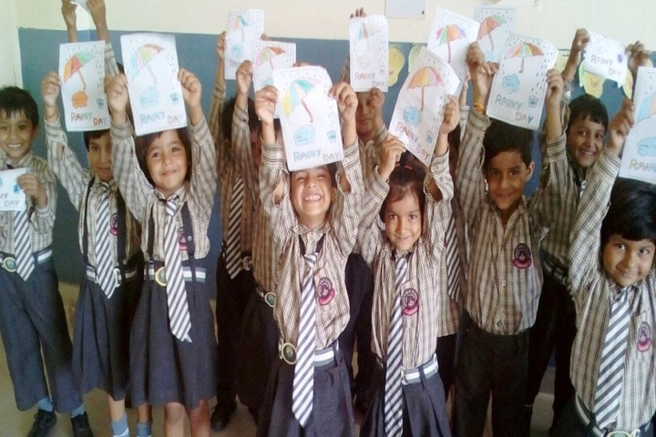 Greno Public School-Drawing Competition