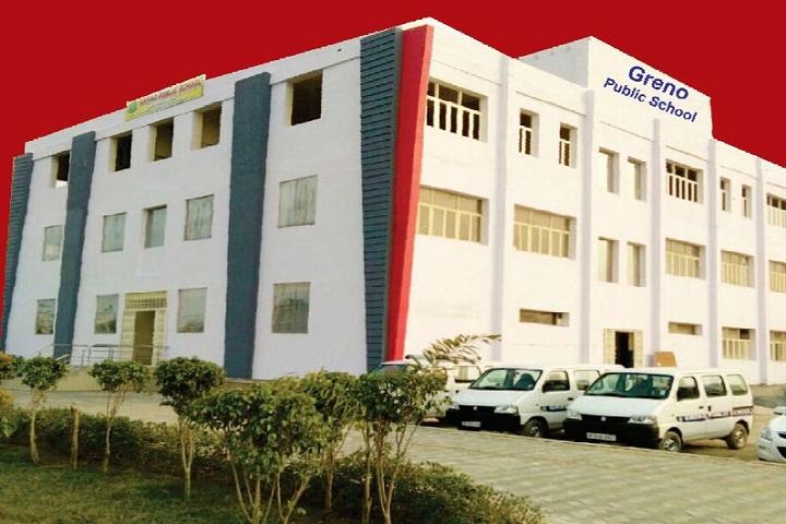 Greno Public School-Campus
