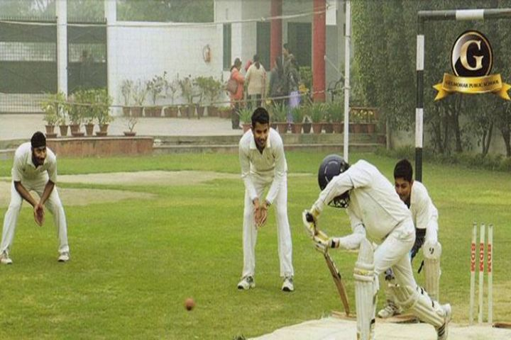 Gulmohar Public School-Sports