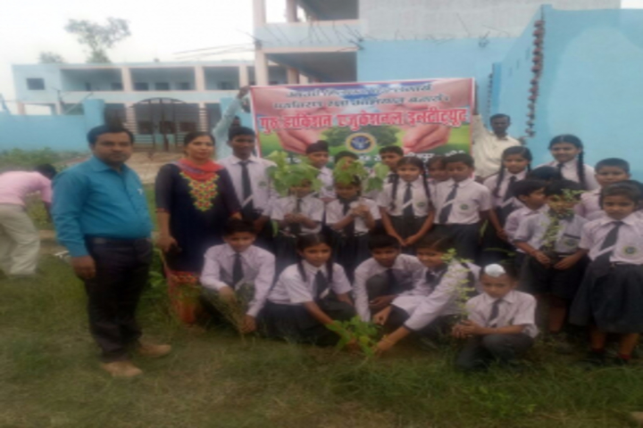 Guru Harkrishan Education Institute-Haritha Haram